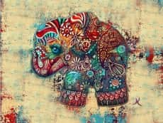 Слон эскизы и татуировки