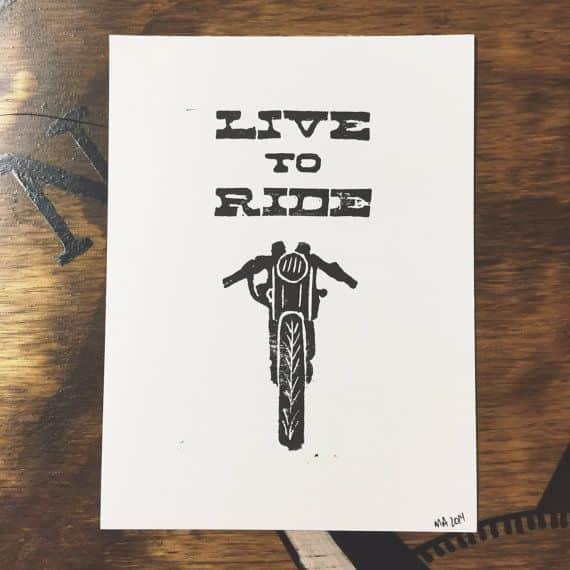 картинки про мотоциклы с надписями
