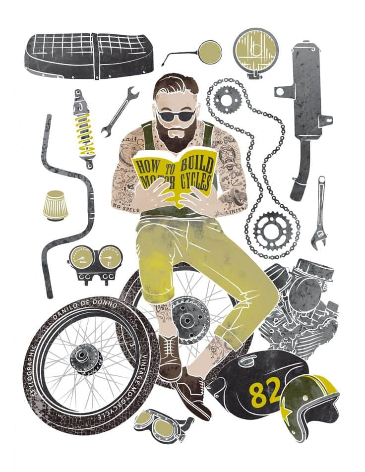 Как это стилизовать тату