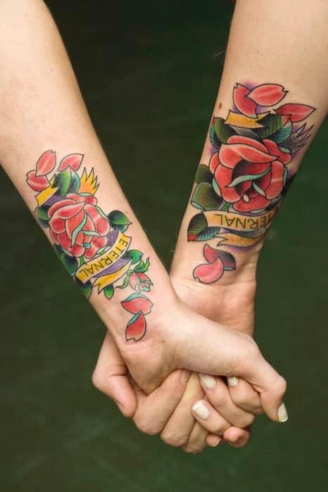картинки тату розы