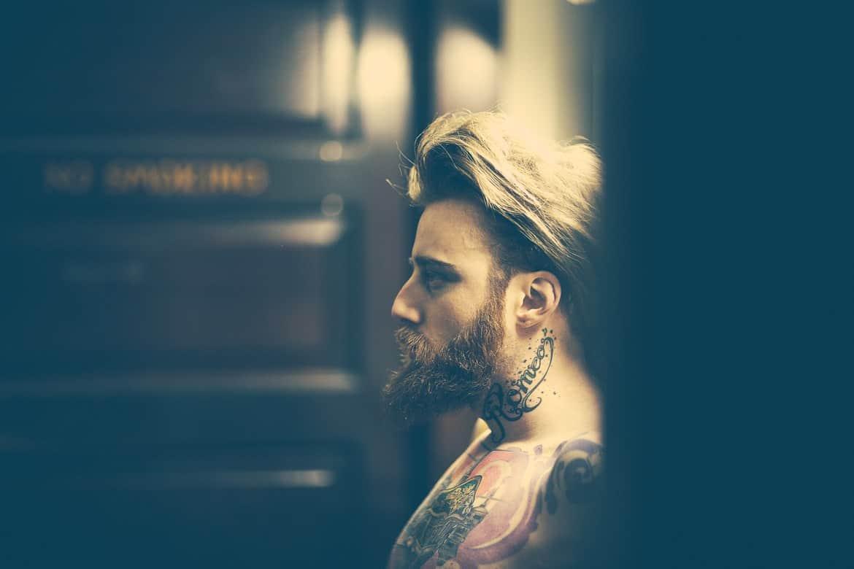 Борода – хорошо. Татуировка – еще лучше.