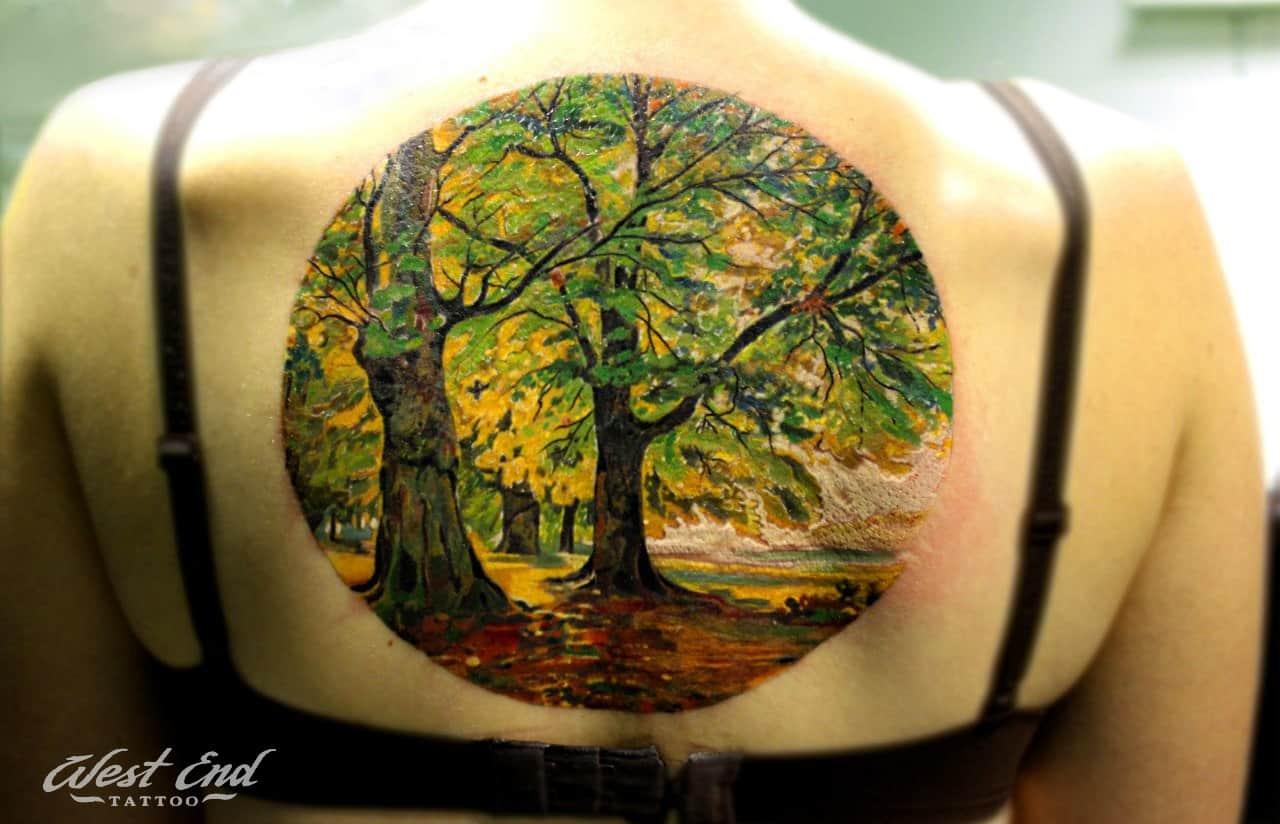 Если татуировка заживает слишком медленно